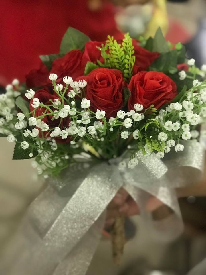Ket-hoa-cuoi-02 Kết hoa cưới cầm tay cô dâu