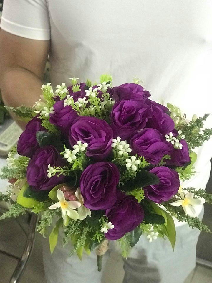 Ket-hoa-cuoi-04 Kết hoa cưới cầm tay cô dâu
