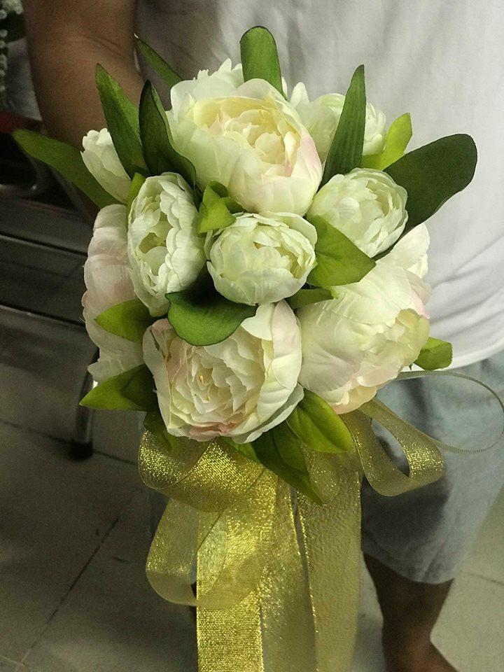Ket-hoa-cuoi-08 Kết hoa cưới cầm tay cô dâu