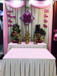 Trang-tri-nha-cuoi-gia-re-09-225x300 Dịch vụ trang trí nhà cưới hỏi trọn gói