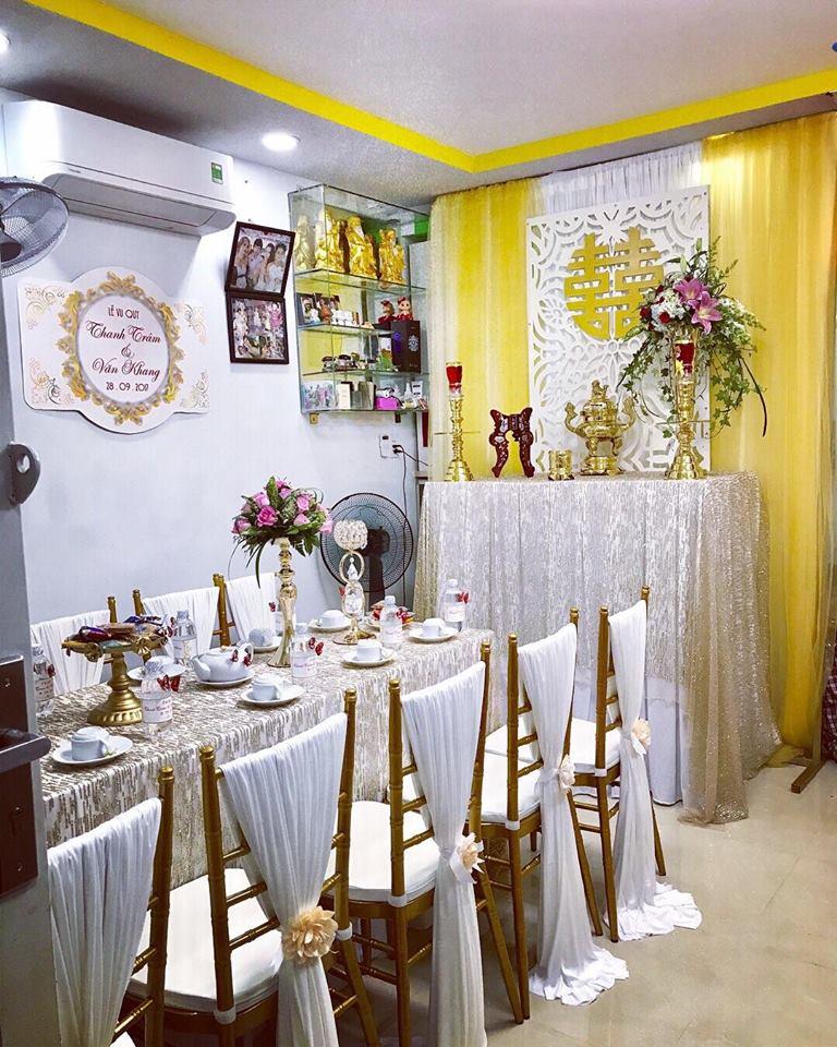 trang-tri-nha-cuoi-cao-cap-10 Dịch vụ trang trí nhà cưới hỏi trọn gói