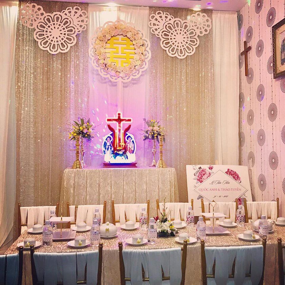 trang-tri-nha-cuoi-cao-cap-20 Dịch vụ trang trí nhà cưới hỏi trọn gói