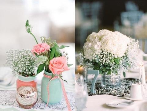 cam-hoa-trang-tri-ngay-cuoi Kinh nghiệm cắm hoa để bàn ngày cưới