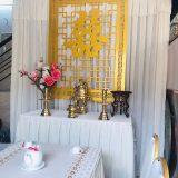 trang-tri-nha-goi-gold-01-160x160 Dịch vụ trang trí nhà cưới hỏi trọn gói