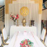 trang-tri-nha-goi-gold-03-160x160 Dịch vụ trang trí nhà cưới hỏi trọn gói